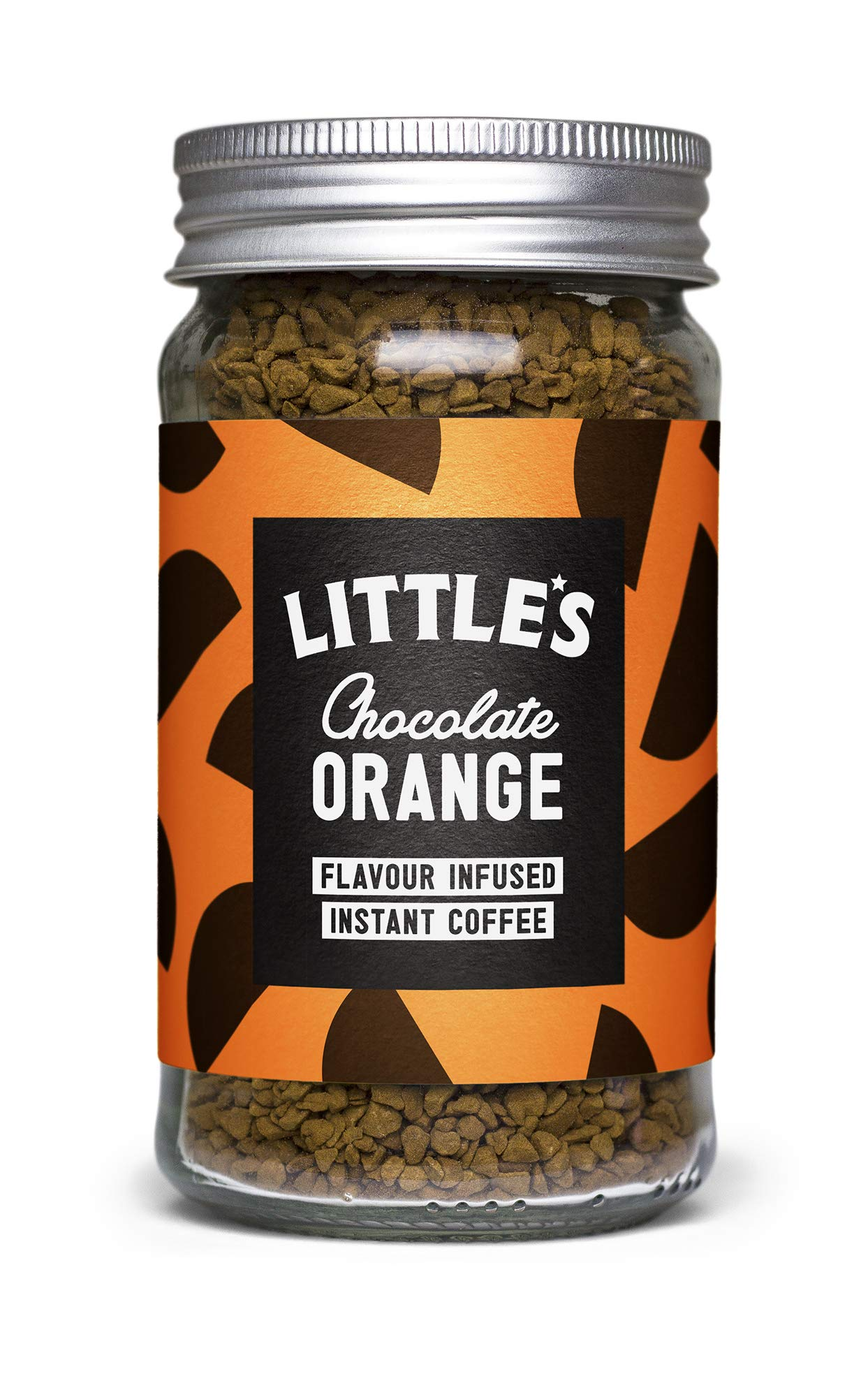 Little's Natural Chocolate Orange Infused Instant Coffee