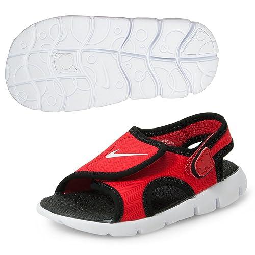0f534b3e1573d7 Nike Sunray Adjust 4 Boys Sandals (2 Infant M