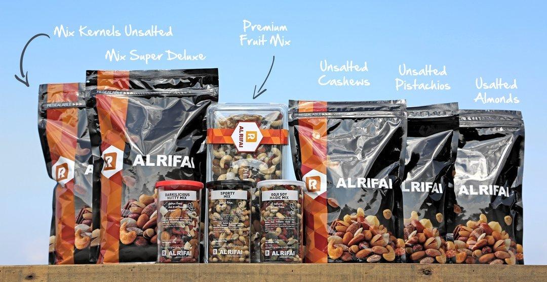 ALRIFAI Healthy Basket 4.5 Kg by ALRIFAI Healthy Basket 4.5 Kg