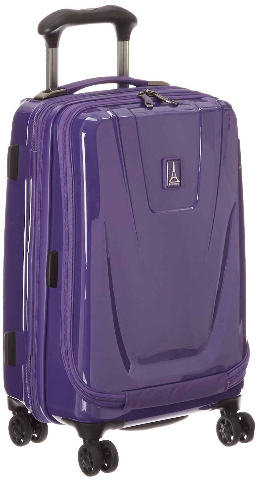 Travelpro Maxlite 20 Inch Business Plus Hardside, Grape, One Size by Travelpro (Image #1)