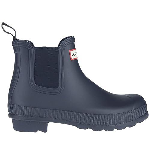 Hunter Womens Original Chelsea Rubber Boots