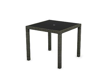Amazon.com: Sonax t-306-tpp Park terraza mesa de comedor ...
