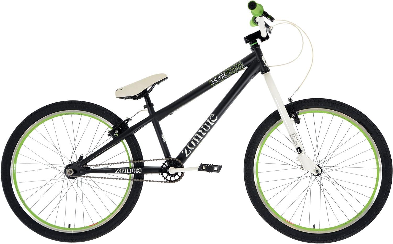 Zombie Huck - Bicicleta Infantil para niño, 7-9 años, Color Azul ...