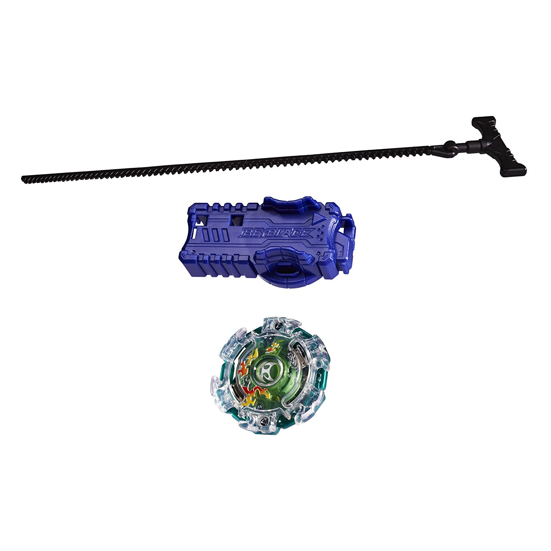 1 toupie + 1 lanceur Beyblade Burst Pack Starter Doomscizor 2 C0600