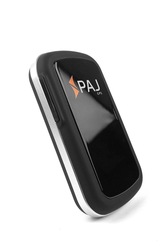 Allround Finder de PAJ - Marca Alemana - Localizador GPS - Tracker en Directo para Personas, Coches y Vehículos - Variante localización SMS