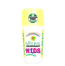 Top 13 Best Deodorant For Kids (2021 Reviews & Buying Guide) 1