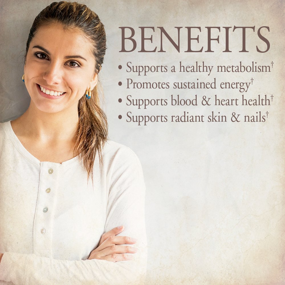 Garden of Life Multivitamin for Women - mykind Organic Women Whole Food Vitamin Supplement, Vegan, 120 Tablets by Garden of Life (Image #2)