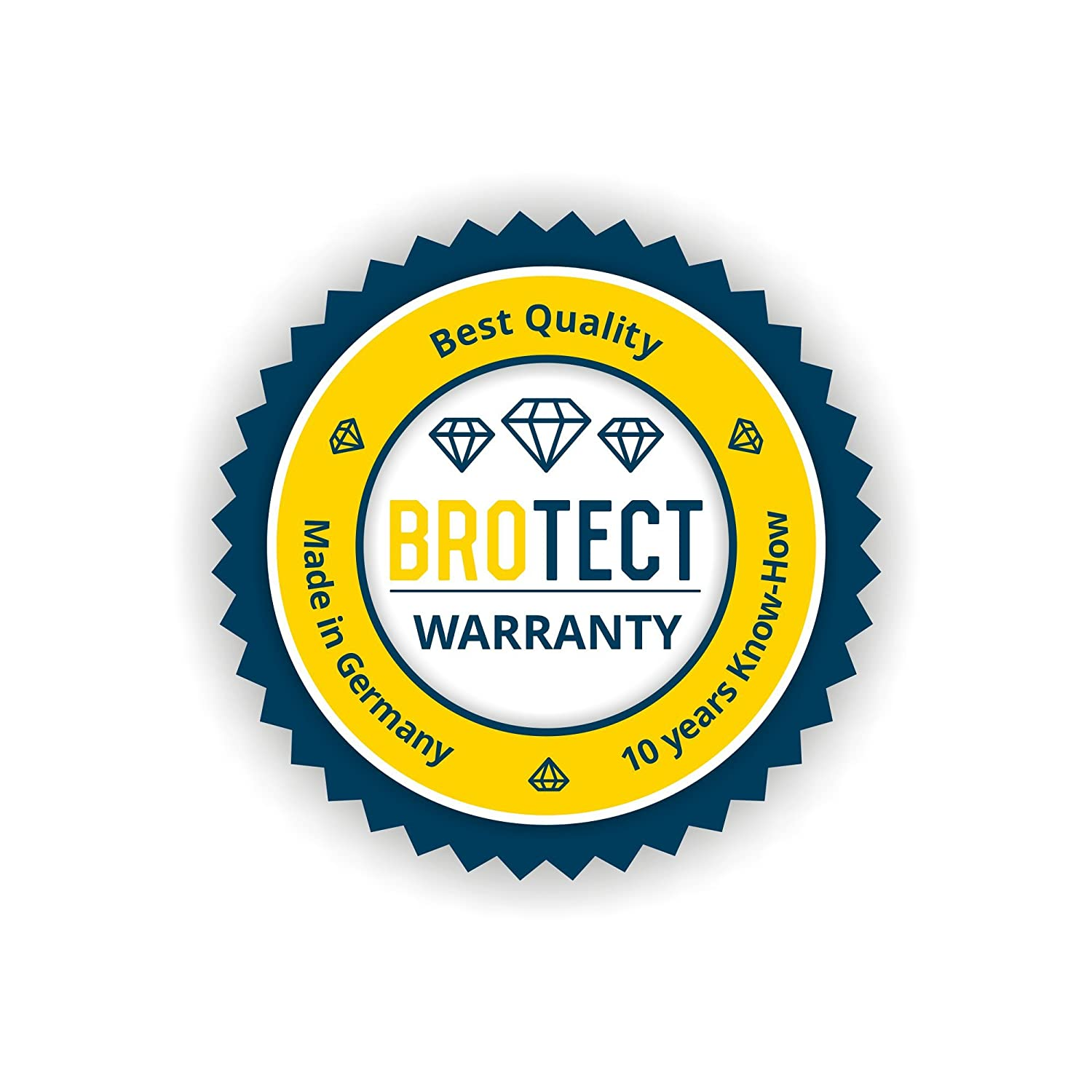 brotect Protection Ecran Compatible avec Lenovo TinkPad Yoga 370 Film Protection Ultra Clair