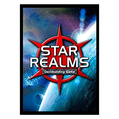 Legion Star Realms Sleeves (60): Toys & Games