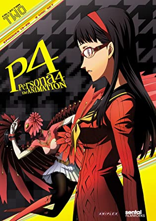 Image result for persona 4 the animation