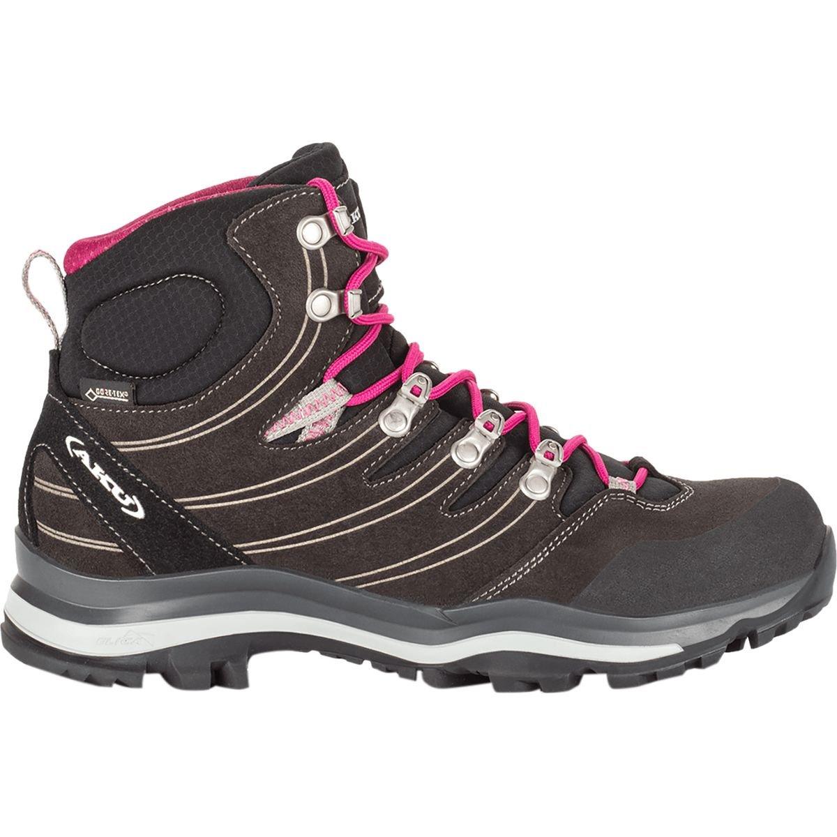 AKU Alterra GTX Boot - Women's B073XVCQTF 7.5 B(M) US|Anthracite/Magenta