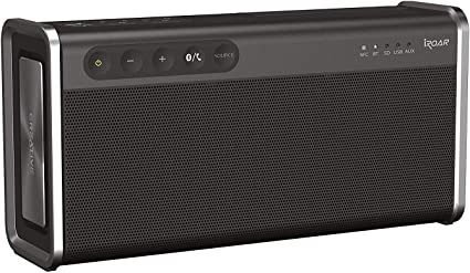 Amazon.com: Creative iRoar Go - Altavoz Bluetooth portátil a ...