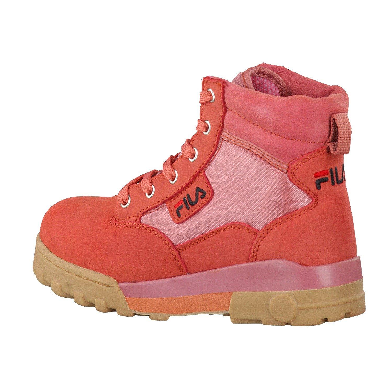 5fdab2b1099f Fila Women 4010281 Low-Top Pink Size  36 1 2  Amazon.co.uk  Shoes   Bags
