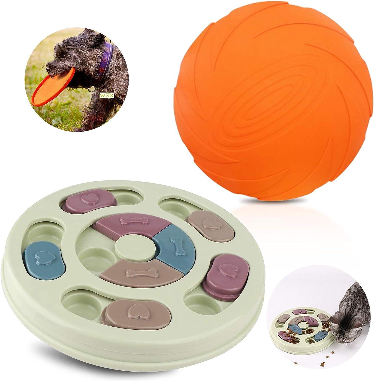 feixia Perro olfatea la Alfombra.Juguetes interactivos para Perros,comedero de Mascota, Dog Puzzle Toys, Almohadilla para olfatear Mascotas