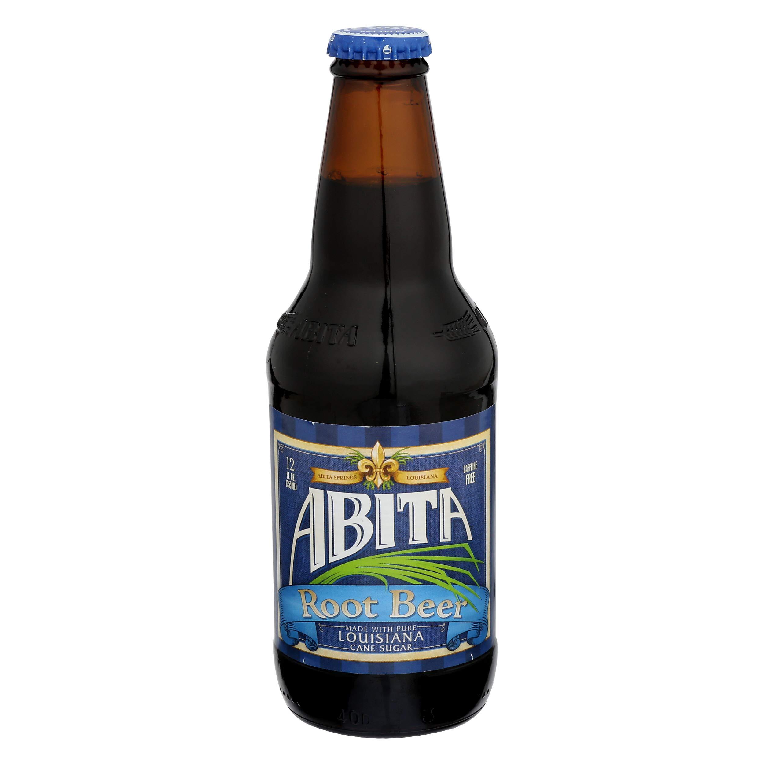Abita Brewing, Soda Root Beer, 12 Fl Oz