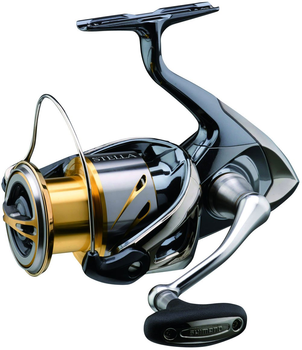 Shimano Stella FI 3000 STLC3000XGFI Spinning Fishing Reel, Gear Ratio 6.4 1