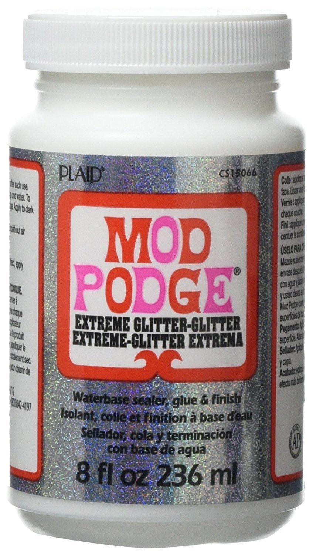 Mod Podge CS15066 Extreme Glitter 8 Oz (3 Pack)