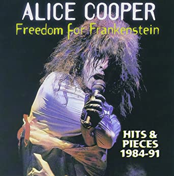 Alice cooper far eget radioprogram
