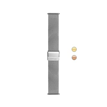 Withings Metal Wristbands for Steel HR, Steel HR Sport, Move ECG and Move