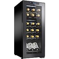 Wine Enthusiast 18-Bottle Dual Zone MAX Compressor Wine Cooler