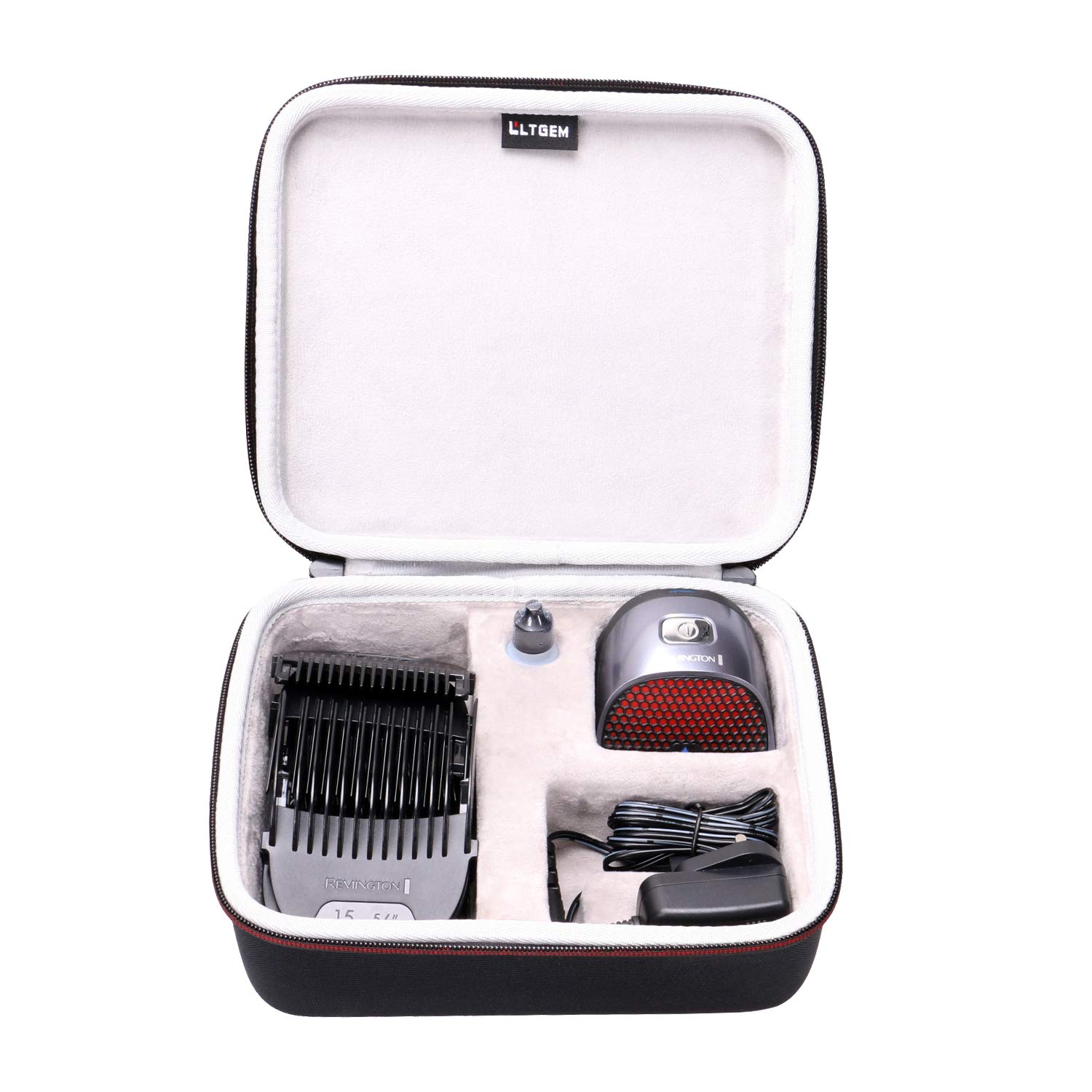LTGEM Hard Travel Carrying Case for Remington HC4250 Shortcut Pro Self-Haircut Kit, Hair Clippers Hair Trimmers Clippers by LTGEM (Image #1)