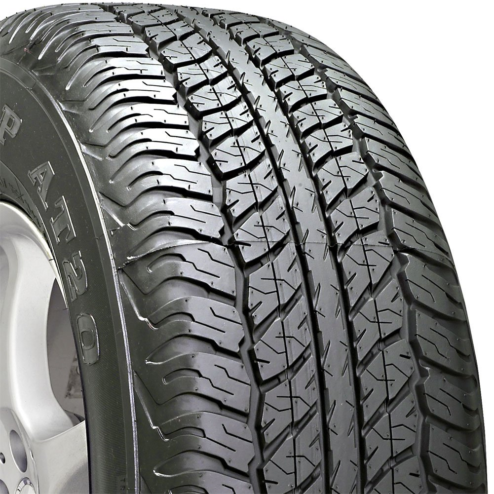 Dunlop Grandtrek AT20 All-Season Tire - 265/70R17 113S by Dunlop