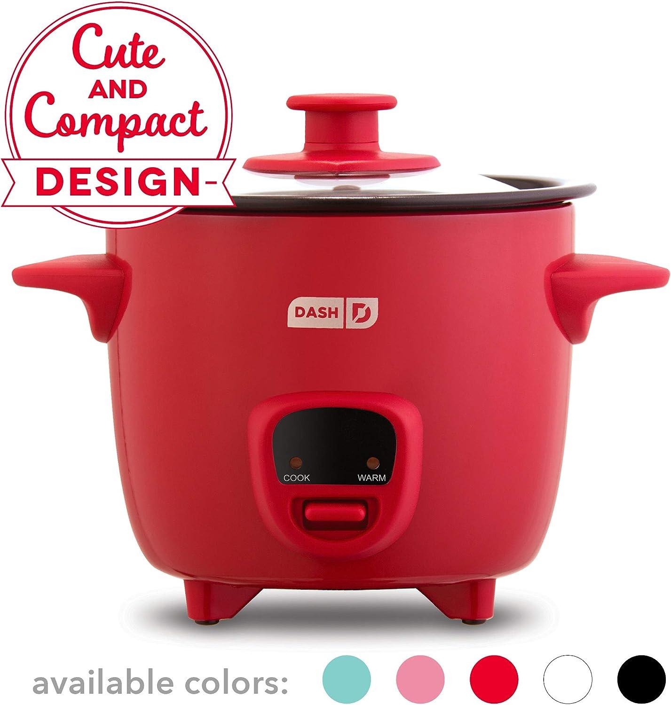 Amazon.com: Dash Arrocera, Rojo: Kitchen & Dining