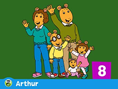 Amazon com: Watch Arthur Season 8 | Prime Video