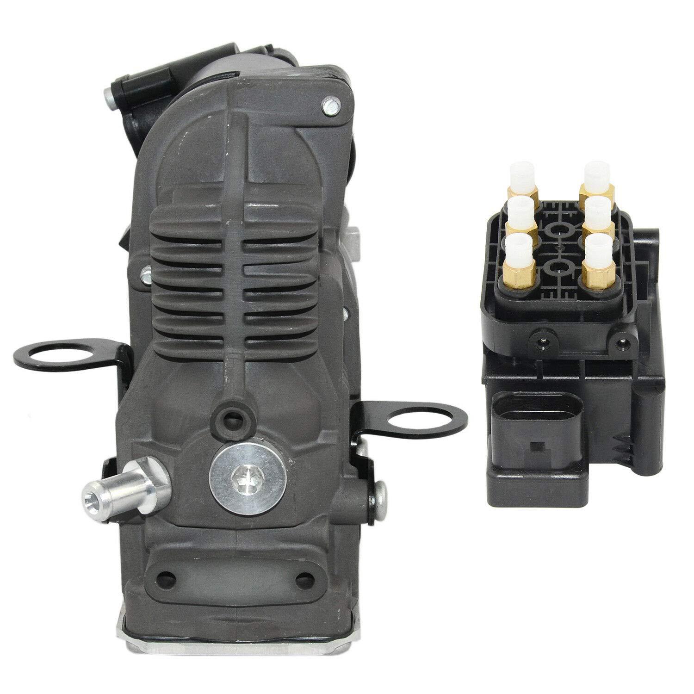v/álvula solenoide para X164 SUV A2513200058 Bomba de suspensi/ón de aire 2513200058