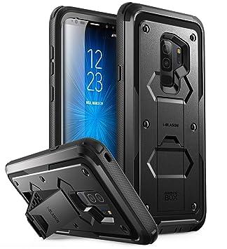 i-Blason Funda Galaxy S9 Plus Antigolpes Case con Soporte y Clip de Cinturón [Armorbox] SIN Protector de Pantalla para Samsung Galaxy S9 Plus 2018 ...