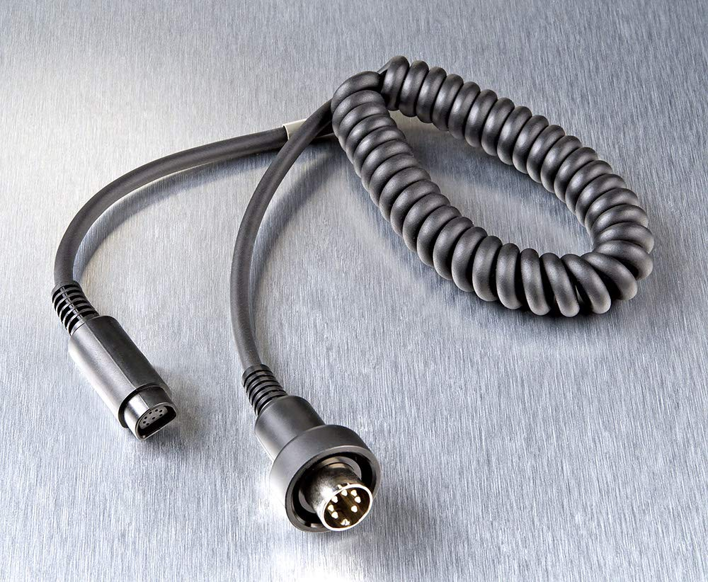 J&M Corporation HC-ZHD Replacement Z-Series Headset Lower 8-Pin Cord