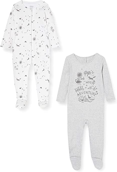 Mamas and Papas Welcome To The World Set Unisex-Bimbi