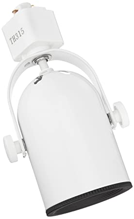 Nuvo Lighting Th315 One Light Track Head White