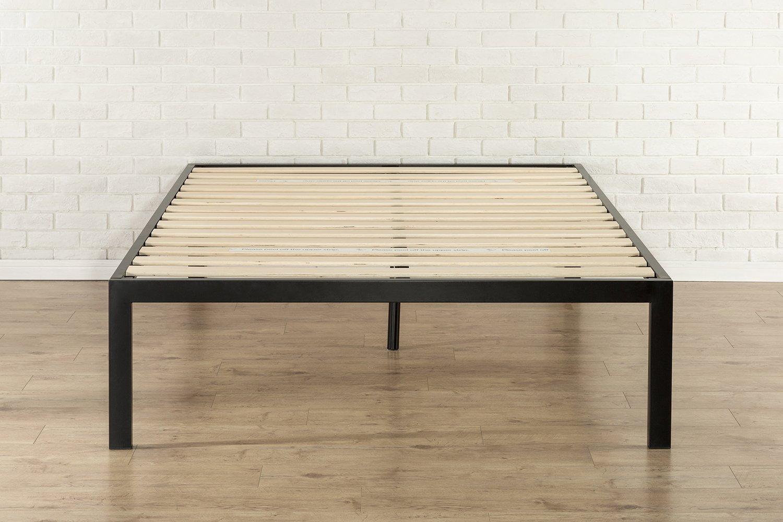 Zinus Quick Snap Tm 18 Inch Platform Bed Frame Mattress