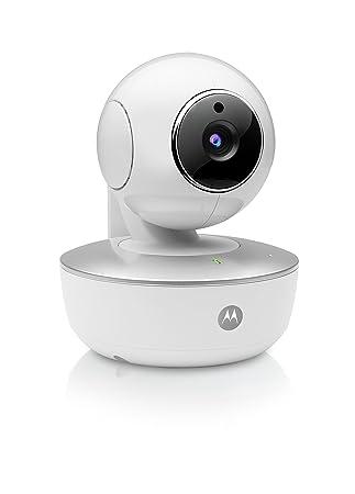 Motorola Focus 88 - Cámara de Seguridad inalámbrico interior HD720p - Vigilancia WIFI a Través de