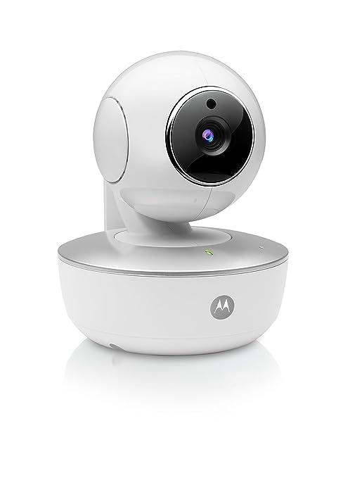 Motorola Focus 88 - Cámara de Seguridad inalámbrico interior HD720p: Amazon.es: Electrónica