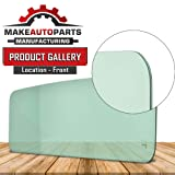 MAPM - Front DOT Approved, Laminated Windshield