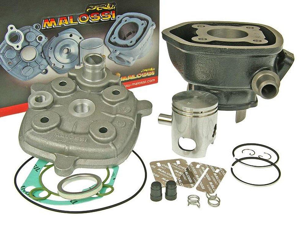 Zylinder Kit MALOSSI Sport 70ccm / 10mm - YAMAHA Aerox 50 Cat (ab Bj. 2003) Typ:SA14 2940948