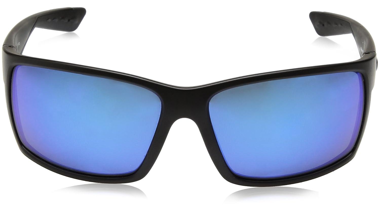 Costa Del Mar RFT01OBMGLP Reefton Sunglass Blackout Blue Mirror