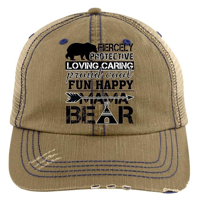 6a38b553e9293 Cool Mama Bear Hat