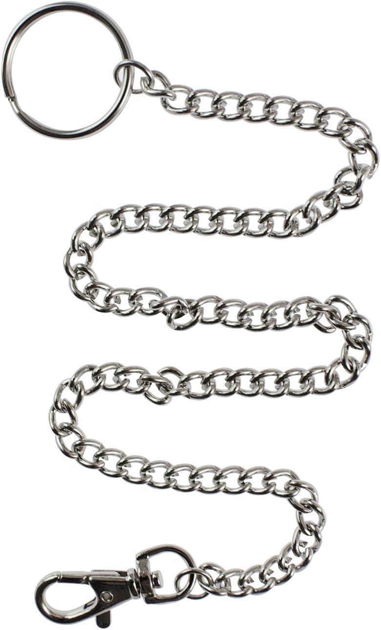 Super Z Silver Pocket Chain