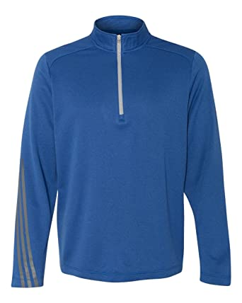 adidas quarter zip. adidas - golf brushed terry heather quarter-zip jacket a274 quarter zip
