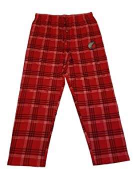 Portland Trail Blazers conceptos deporte rojo cordón Lounge pantalón de pijama (L)