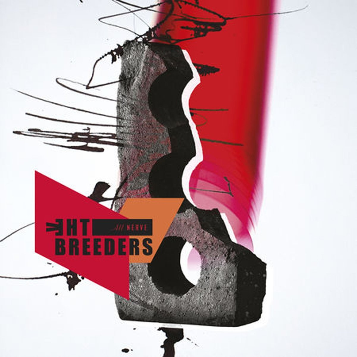 Vinilo : The Breeders - All Nerve (LP Vinyl)