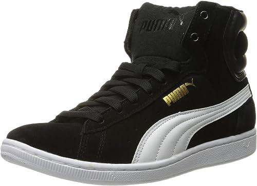 puma vikky mid sneaker