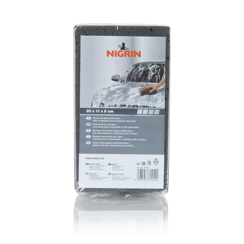 Nigrin 71454universal de Auto Esponja