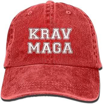 Krav Maga Sombrero de Mezclilla Lavado algodón