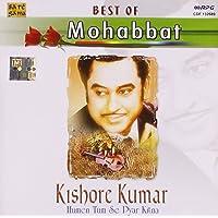 Best Of Mohabbat-Kishore-Humen Tumse Pyar Kitna