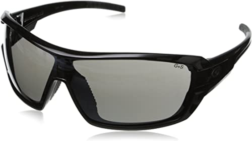 Gargoyles Men's Shield 10700124.QTM Wrap Sunglasses