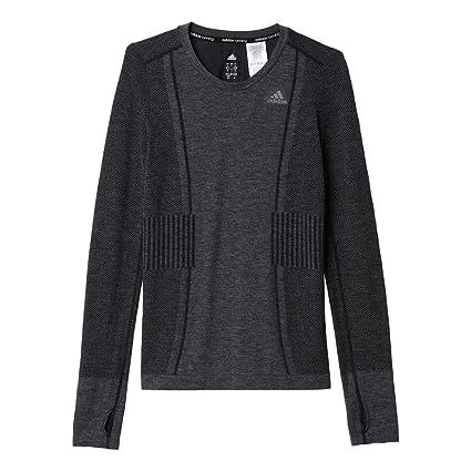Amazon.com  Women s adidas Ultra Wool Primeknit Long Sleeve cb205fa27